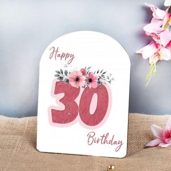 Stunning 30th Birthday Table Top