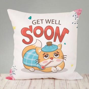 Get Well Soon Cushion