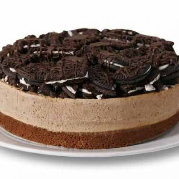 Chocolate Truffle Cookiee Cheesecake