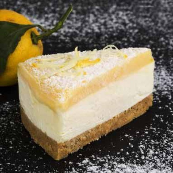 Lemon Cheesecake