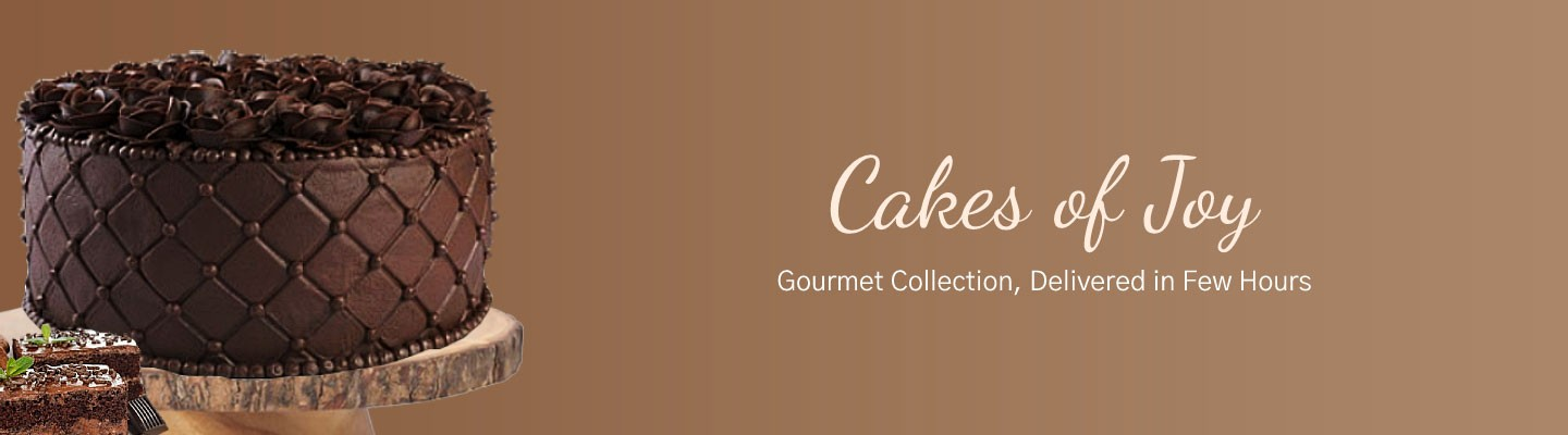 Online Cakes Delivery