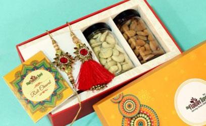 Rakhi With Signature Box