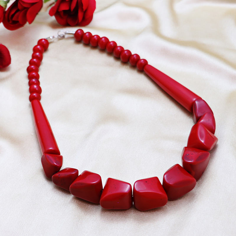 Scarlet Necklace