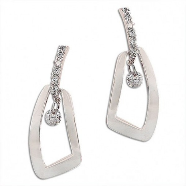Stunning Silver Earrings