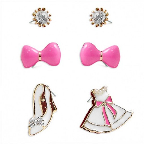 Pretty  Earrings Set