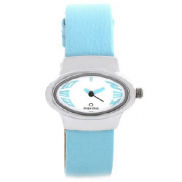 Maxima Sky Blue Watch