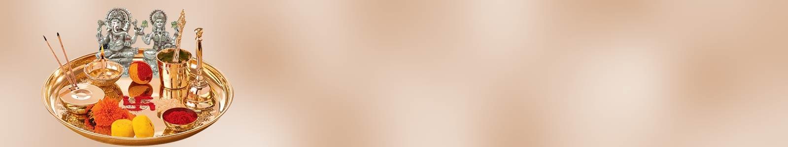 Send Diwali Pooja Thali Online