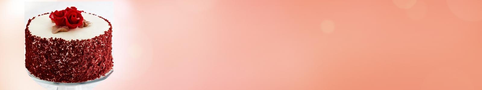 Order Red Velvet Cakes Online