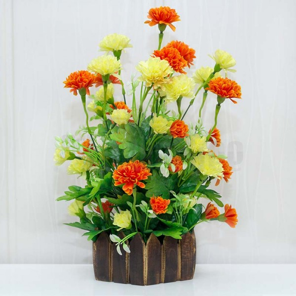 Artificial Mixed Flower Arrangement