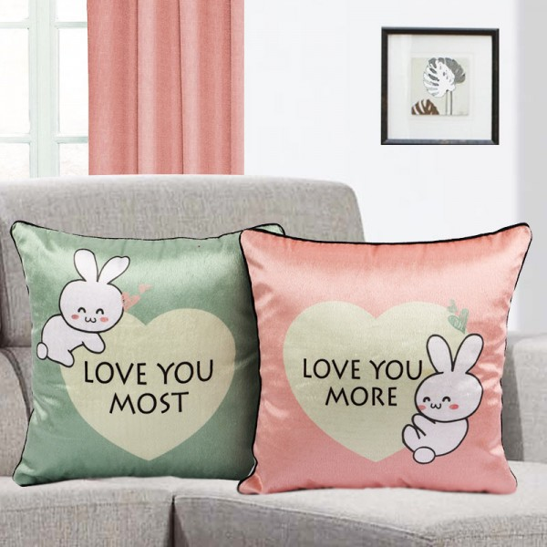 Love Fight Cushions
