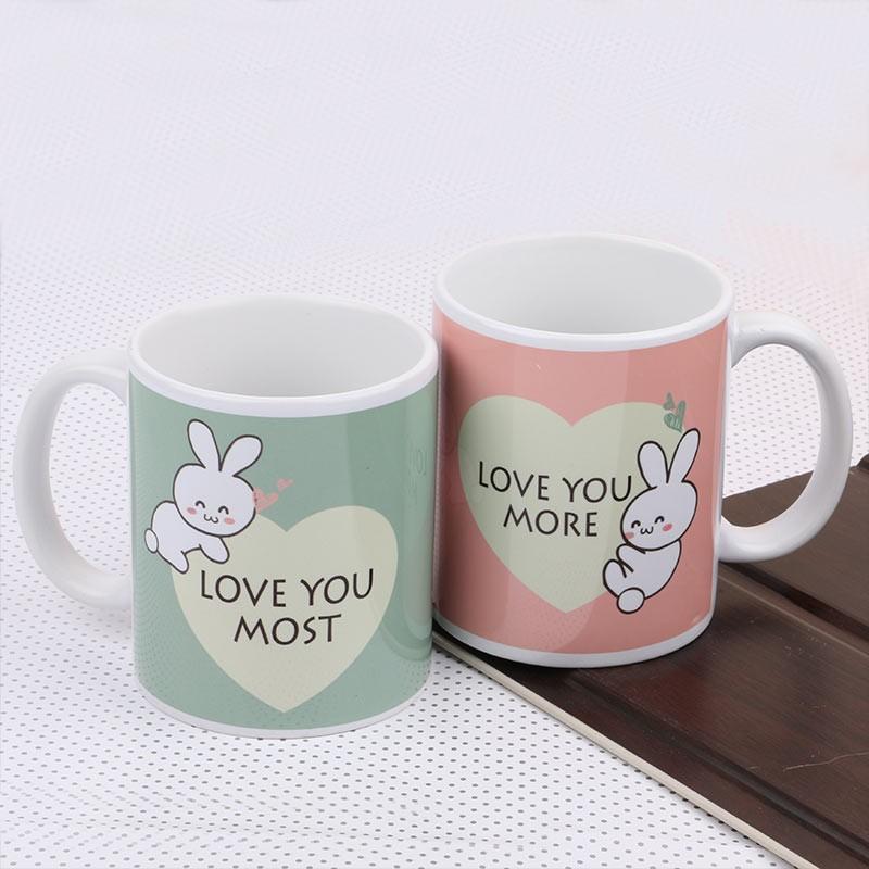 Love Fight Mugs