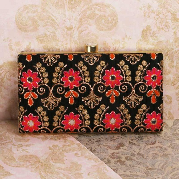 Black Beauty Clutch