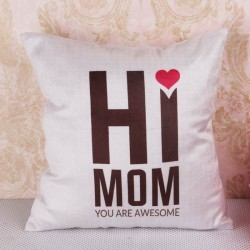 Hi Mom Cushion