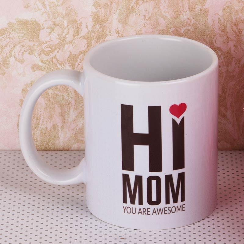 Hi Mom Mug
