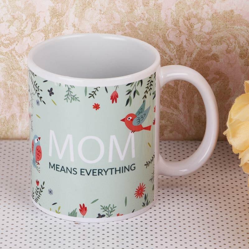 Mom is Everything Mug