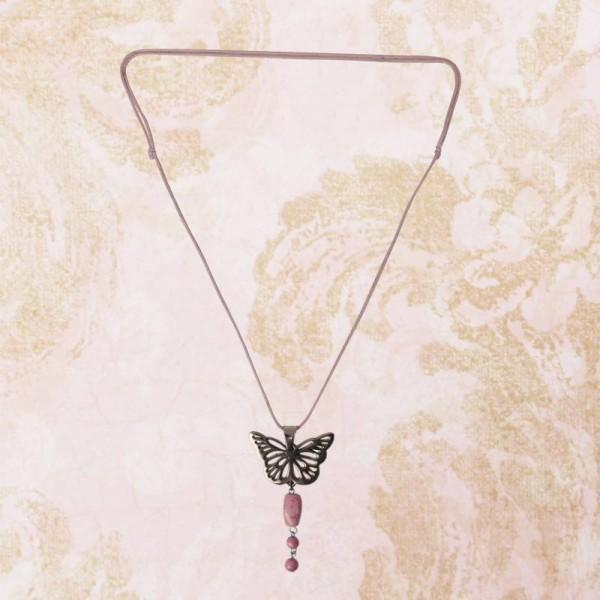 Designer Butterfly Pendant
