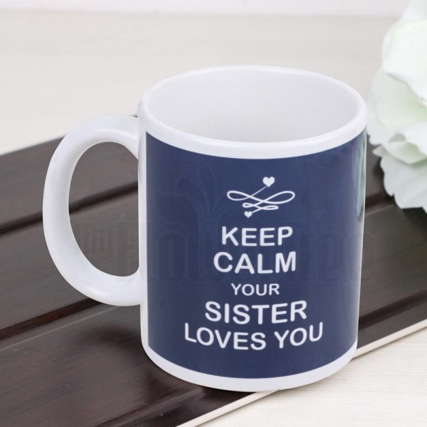 Sister Loves You Mug