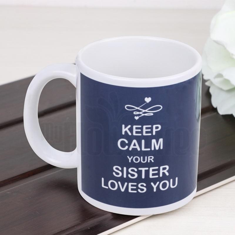 Sister Loves You Mug