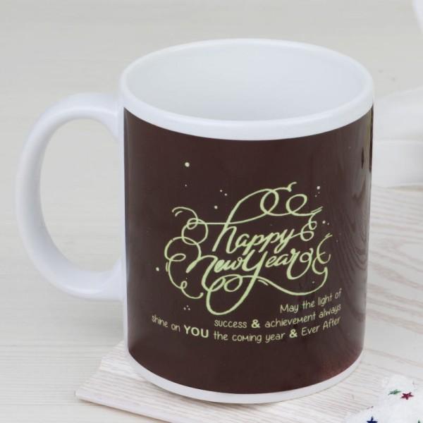 New Year Light Mug