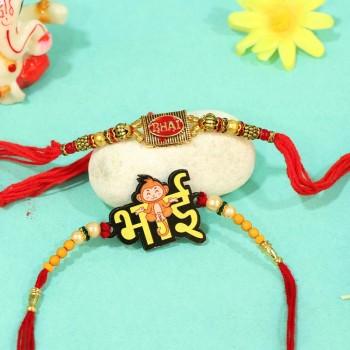 Trendy Rakhi sets for Bro