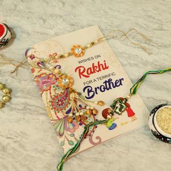 Thoughtful Family Rakhi Sets