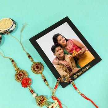 raksha bandhan frame