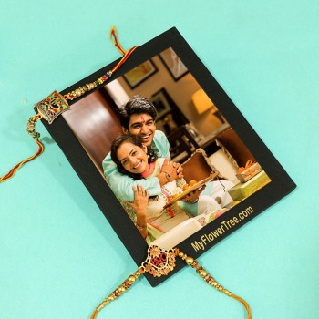 rakhi photo frame