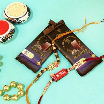 Chocolates N Rakhi Combos