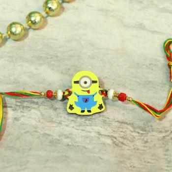 Cute Minion Rakhi