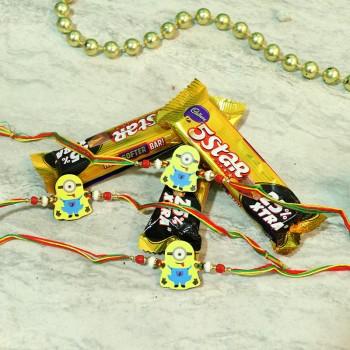 5 Star Minion Rakhi Trivia