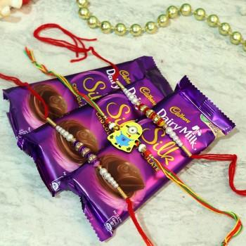 Choco Rakhi Buster Pack