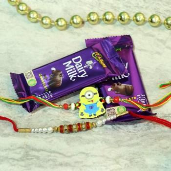 Fabulous Minion Choco Combo