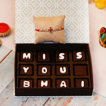 Miss You Bhai Gift Combo