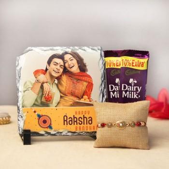rakhi chocolate gift hampers