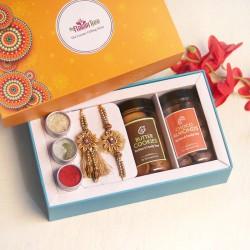 Special Bhaiya Bhabhi Rakhi Box