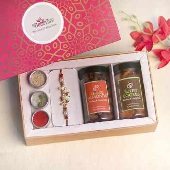 Luxurious Signature Rakhi Box