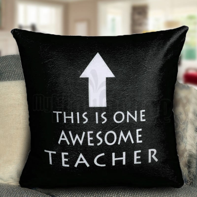Awesome Teacher Cushion