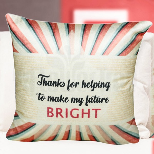 Bright Future Cushion