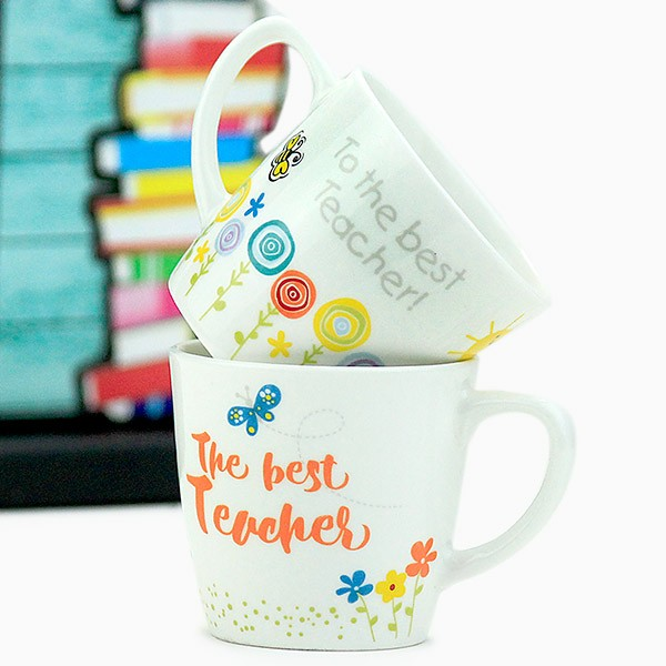 Quotation Mugs n Greeting Card Hamper