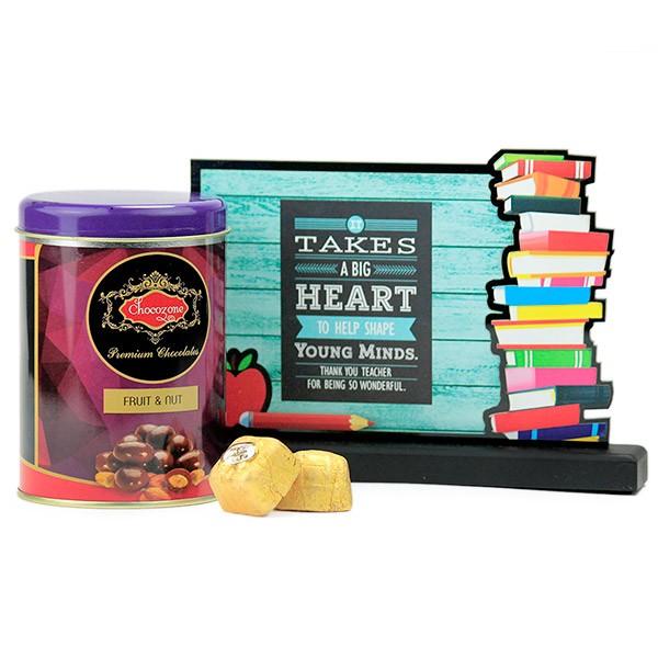 Premium Chocolates n Desk Decorative Hamper
