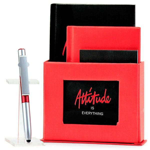 Notebook Set n Personalised Pen Hamper