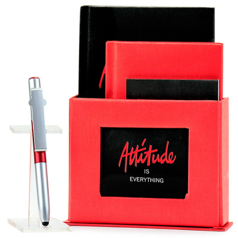 Notebook Set n Personalised Pen Hamper